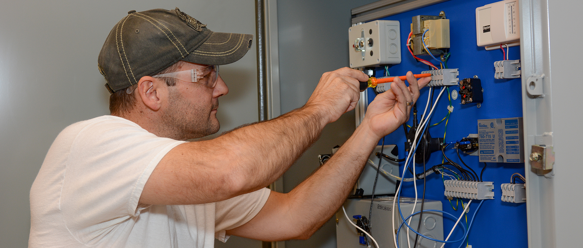 HVAC repair is one path to a new career