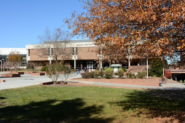 Image of Jamestown library
