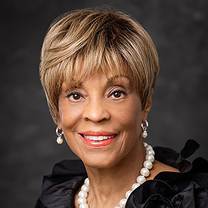 Board Vice Chair Dr. Treana Bowling