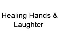 Healing Hands and Laughter logo