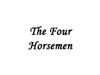 The Four Horsemen sponsor