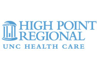 Beverage Cart Sponsor--High Point Regional Hospital