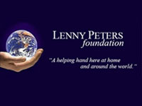 Lenny Peters Foundation Sponsor