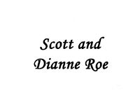 Scott and Dianne Roe
