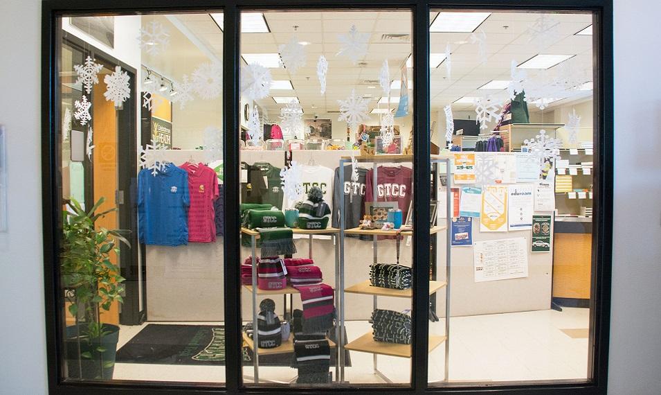 ccafad4e78508 Greensboro bookstore view through glass